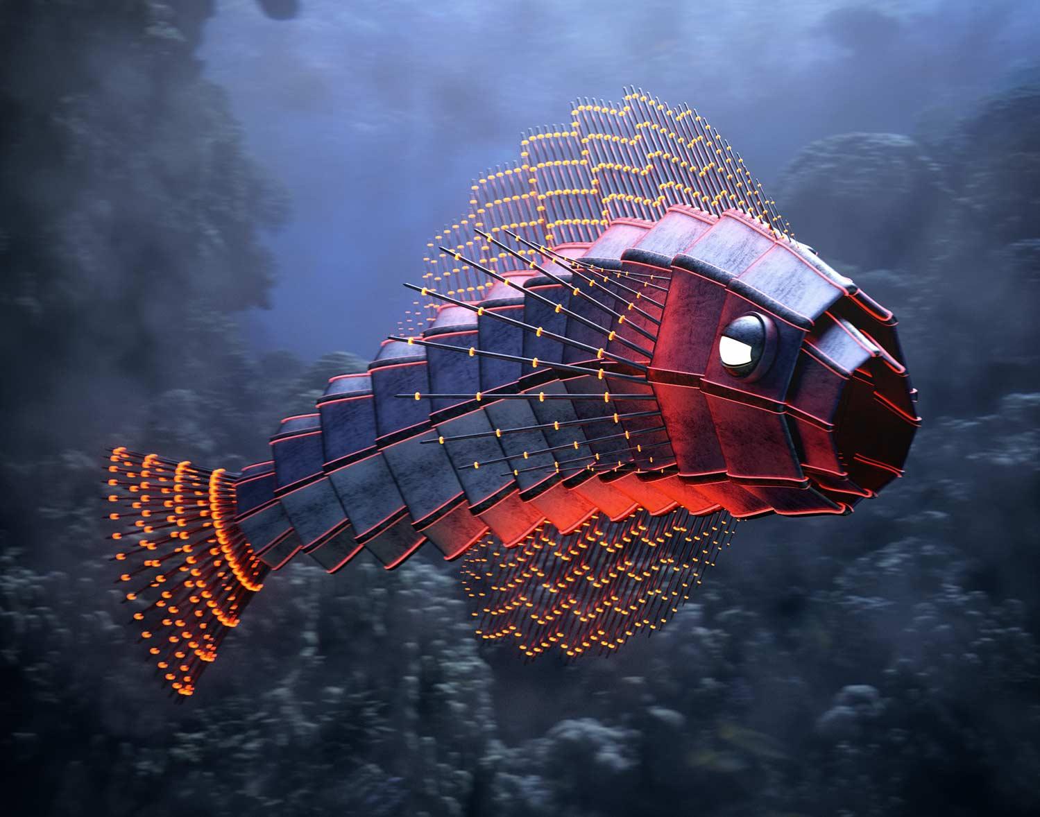 Fishbot print